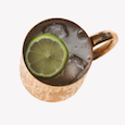 Sparkling Wine Moscow Mule