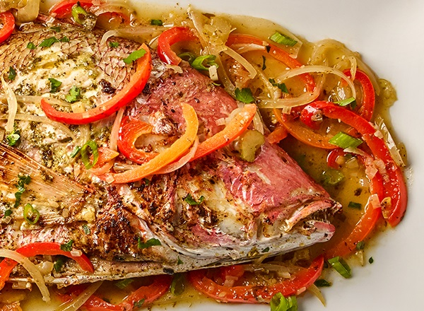 Pan-Fried Whole Fish (Poisson Frit)
