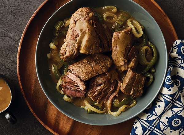 Slow Cooker Cuban-Style Pot Roast
